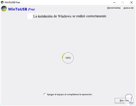 wintousb windows 10 tutorial crear usb de arranque con wintousb para windows 10 8 7