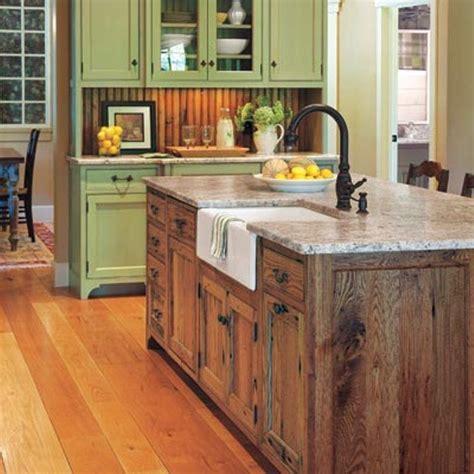 rustic kitchen island  sink modern kids room