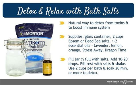 Lemon And Lavender Detox Bath by 94 Best Yl Essential Oils Sleep Stress Relievers Images