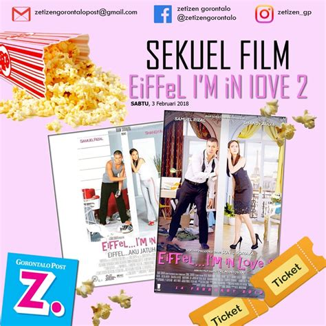 lagu film eiffel i m in love sekuel film eiffel i m in love 2 hargo
