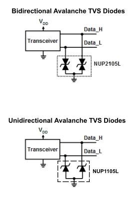 how do esd diodes work how does a bidirectional diode work 28 images designing dc motor with 8051 and transisors