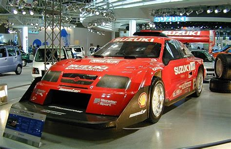 Suzuki Pikes Peak Escudo The Quot Bad Race Cars Quot Thread Page 4 Stanceworks