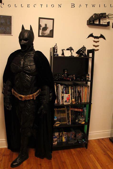 Batman Collection batwill batman collection room ben batman