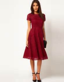 25 best ideas about dark red dresses on pinterest 50s