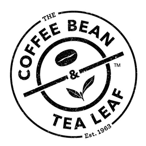Coffee Bean And Tea Leaf brand new new logo for the coffee bean tea leaf