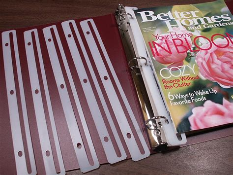 Find Magazine Trying To Find A Way To Store Magazines Recycled Recyclable 3 Ring Binders