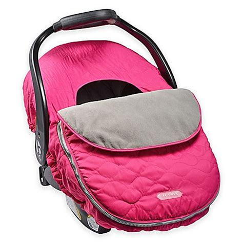 jj cole car seat cover safety jj cole 174 car seat cover in sassy pink wave buybuy baby