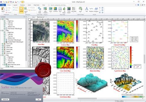 Software Alat Pemetaan Golden Software Strater V5 golden software 187 lavteam