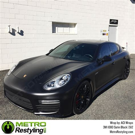 Velvet Valentyno Matt Satin By Umama Scraf 3 3m 1080 s12 satin black automotive wrap vinyl is an outstanding way to alternate the look of