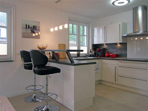 moderne offene küche wohnzimmer richtig einrichten