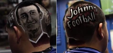 haircuts kerrville student sent home for johnny manziel haircut larry brown