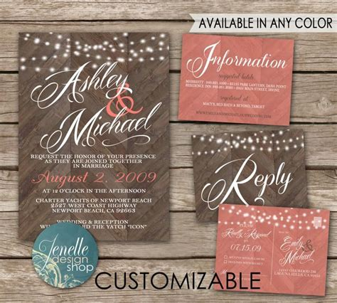 Unique Wedding Invitation Kits by Wedding Invitation Card Kits Gallery Invitation Sle