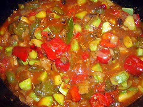 recette cuisine nicoise recette de la ratatouille ni 231 oise