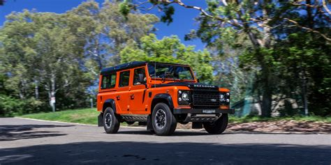 defender jeep 2016 land rover defender v comparison 1983 110 county