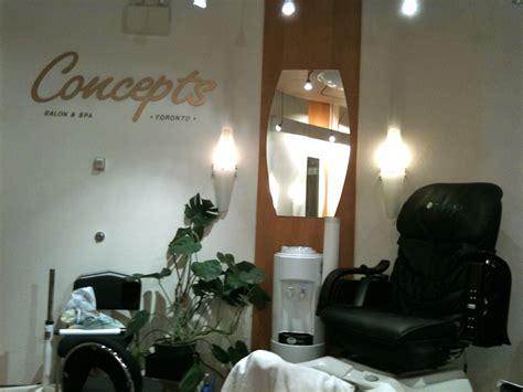 concepts salon spa  bloor st   bloor st