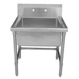 home depot utility sink whitehaus 29 1 4 in x 30 in stainless steel freestanding