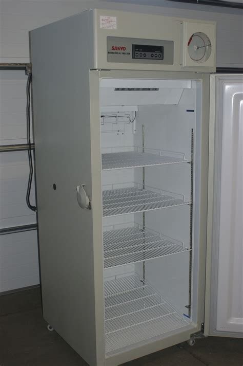 Chest Freezer Sanyo triad scientific freezers machines sanyo mdf u730