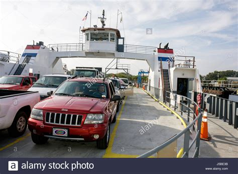 ferry boat jacksonville jean ribault stock photos jean ribault stock images alamy