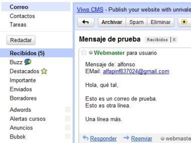 tutorial php email tutorial php enviar email