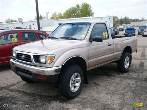 how to learn about cars 1997 toyota tacoma xtra parking system 1997 toyota tacoma photos informations articles bestcarmag com