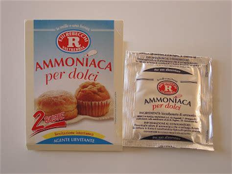 ammoniaca alimentare biscotti all ammoniaca cuciniamo