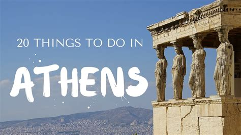 Search Athens Greece 20 Things To Do In Athens Greece Travel Guide