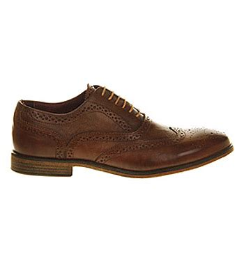 Up To 70 At Office Poste by Poste Donatello Brogue Lace Leather Smart