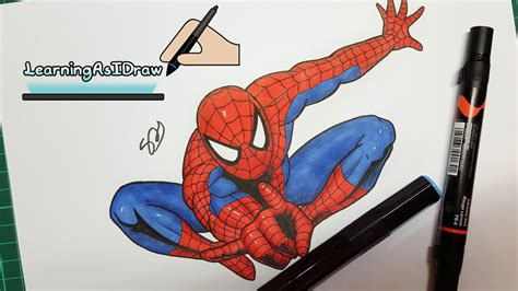 Drawing Markers by Spider Drawing With Markers Prismacolor