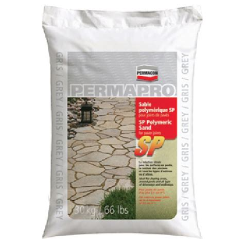 patio jointing sand patio paver jointing sand grey 30 kg rona