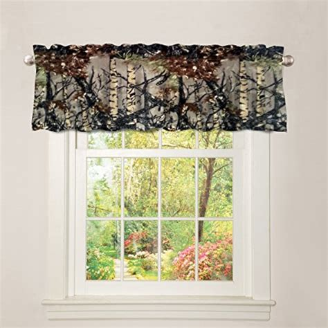 camo curtains cheap the woods camo curtain valance forest budget window blinds