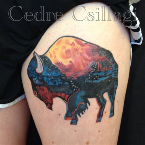 watercolor tattoo hamburg tattoos cedre csillagi