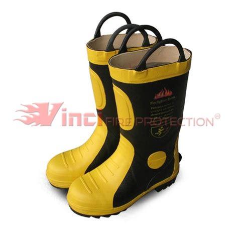 Sepatu Boot Pemadam Kebakaran jual sepatu pemadam kebakaran vinci protection