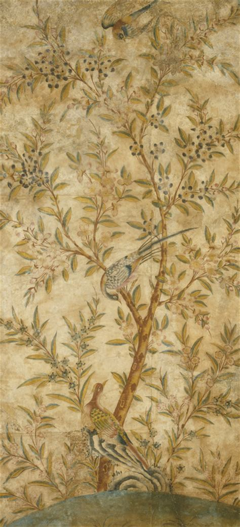 gold wallpaper panels murals of chinoiserie wallpaper panel by v a 3000mm x