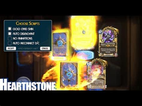 tutorial hack hearthstone hearthstone legendary cards cheat doovi