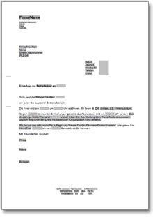 Muster Einladung Firmenfeier einladung zur betriebsfeier musterbrief zum