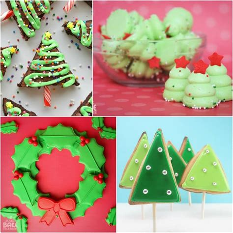 simple christmas cookie decorating ideas easy christmas