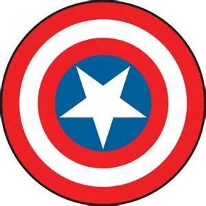 stickers bouclier captain america marvel sticker sur 233 233 gavroche