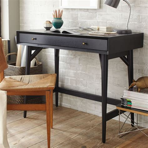 West Elm Small Desk West Elm Mid Century Mini Desk