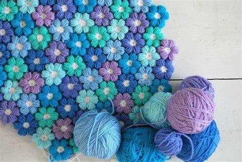 tappeto uncinetto tappeto floreale uncinetto diy