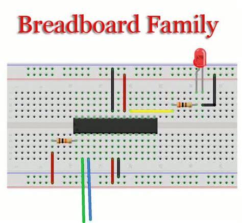 Breadboard Papan Project Mb102 Board mb102 universal solderless breadboard 830 points for arduinos uno r3 project buy solderless