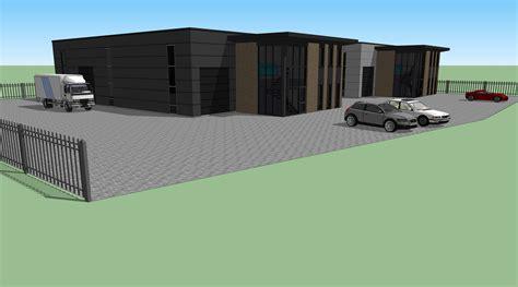 Home Design 3d Architect Kantoor Met Opslagloods Hoogeveen