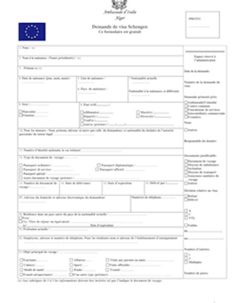 Lettre Demande De Renouvellement De Visa Schengen demande de visa schengen fr mohamed mod 232 les de lettres