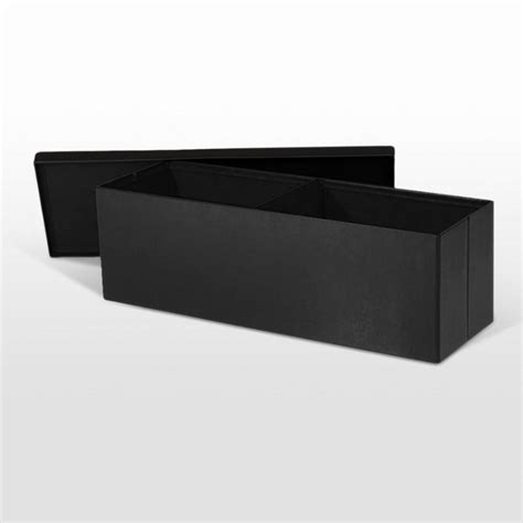 sofa foot rest organizer folding faux leather storage ottoman sofa foot rest stool pouffe bed end bench