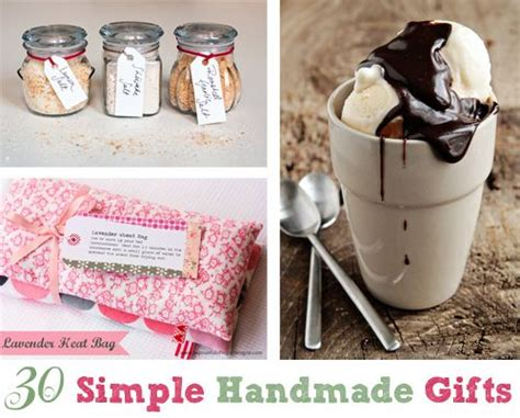 Simple Handmade Gifts - my family picmia