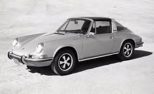 Porsche 911 Targa 1972 Car And Driver