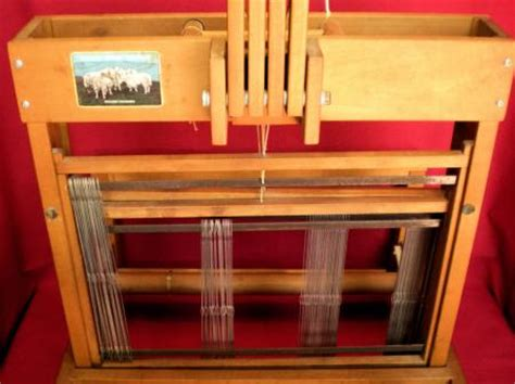 spracht spindle company 15 quot table loom 4 harness ebay