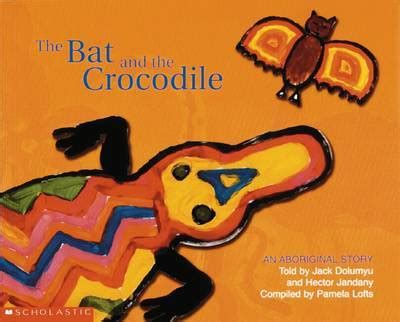 themes in aboriginal stories the bat and the crocodile harleys the educational