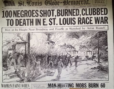 map st louis riots race riot in east st louis illinois east st louis 1917