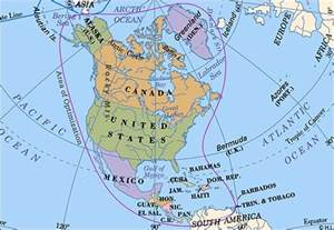 map of canada us and cuba cuba map from canada
