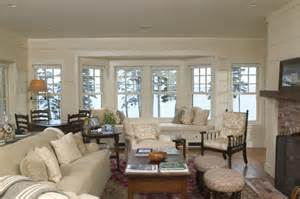 a new maine quot cottage quot traditional living room boston